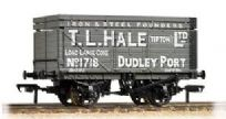 Bachmann 37-187                 7 Plank Wagon with Coke Rails T. L. Hale(Tipton) Ltd
